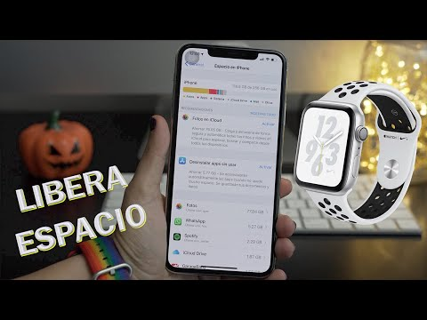 Apple Watch - Libera Espacio Eliminando Las Copias De Seguridad