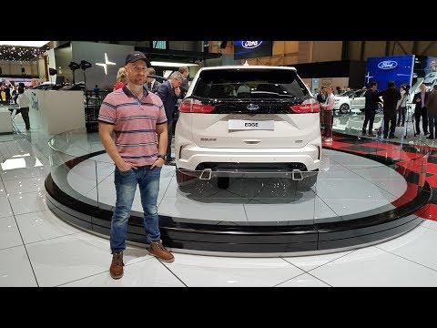 Ford Edge 2019 - Geneva Motorshow