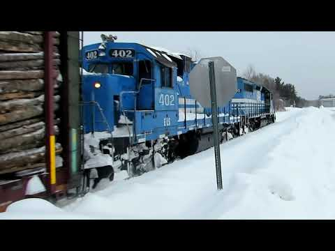 THAT TRAIN ALMOST DERAILED ON VIDEO! | Jason Asselin