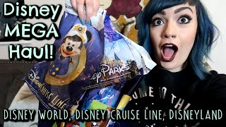 Disney MEGA Haul! - A Year Of Disney Souvenirs