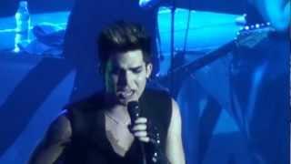Adam Lambert Chokehold   Live St. Petersburg, 20313