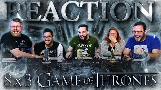 """Game Of Thrones 8x3 REACTION!! """"The Long Night"""""""