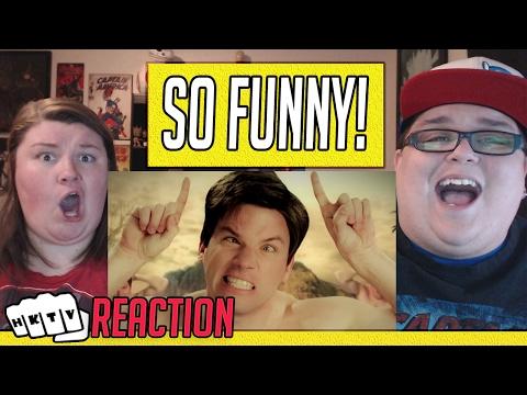 Adam vs Eve. Epic Rap Battles of History Season 2 REACTION!! 🔥