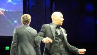 J. Hilburn Mens Clothier Formalwear Fashion Show, Las Vegas 2013