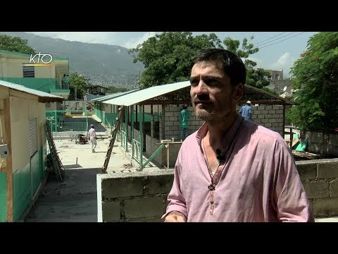Missionnaire spiritain en Haïti : une évangélisation en action