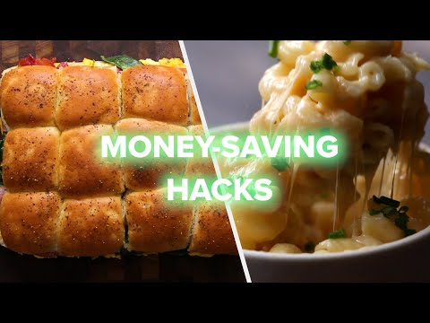 11 Money-Saving Recipes To Live Within Your Budget •Tasty
