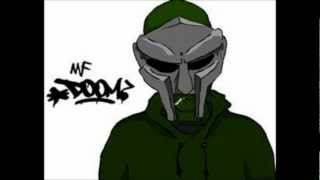 MF Doom -- Gazzillion Ear.