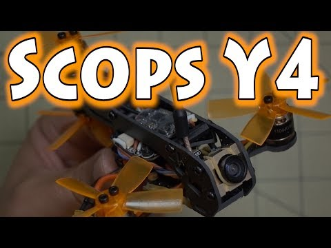Realacc Scops 100 Micro Drone Review