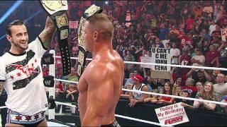 John Cena - Untouchables