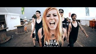 Video Eponine - Unfound (official video - Rock for People 2016)