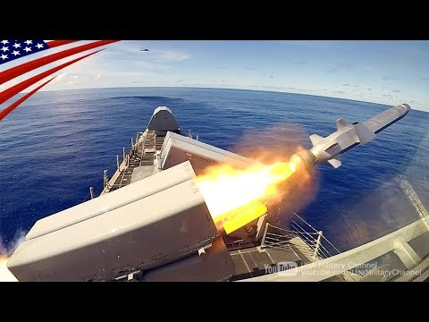 США в Тихом океане испытали новую крылатую ракету