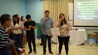 Shine Matt Redman, OGUMC PAW/Choir (cover)
