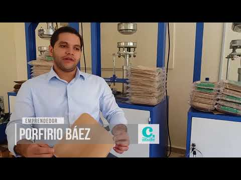 Green Depot crea platos desechables biodegradables