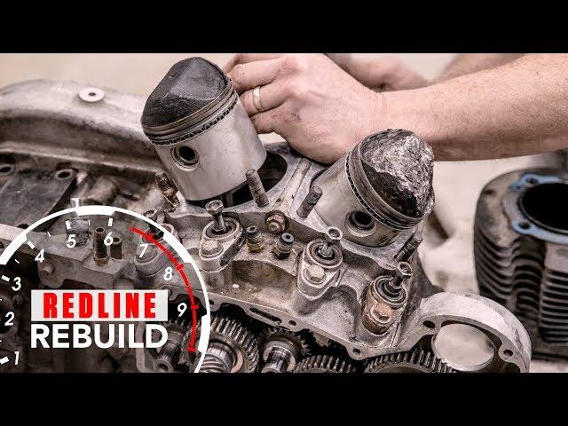 1957 Harley-Davidson Sportster - Engine Rebuild | Hagerty