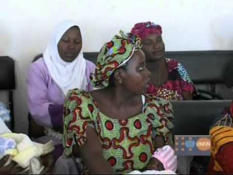 Cancer documentary in Nigeria