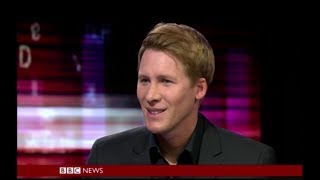 Dustin Lance Black on BBC Hardtalk