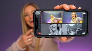 iPhone 11 Dual Camera Recording! DoubleTake App Review!