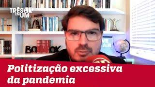 Rodrigo Constantino: Países ocidentais sacrificaram liberdades por conta de uma paranoia