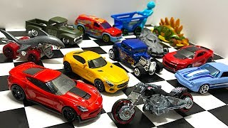 Let's Open New Hot Wheels Toy Car Unboxing!