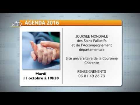 Agenda du 7 octobre 2016