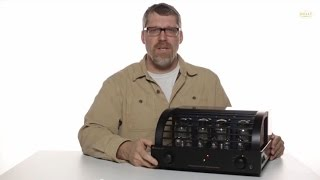 PrimaLuna DiaLogue Premium HP Integrated Amplifier | Bright Home Theater