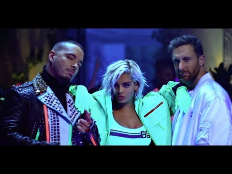 David Guetta Bebe Rexha  J Balvin Say My Name