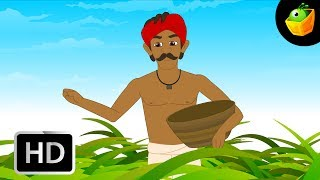 Uzhavar Vazhaga - Chellame Chellam Wishes Happy Pongal - Cartoon/Animated Tamil Rhymes For Kuttys