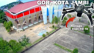 FOOTAGE MJX BUGS-5W 4K / KAMERA BUGS 5W 4K / GOR KOTA JAMBI