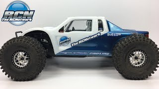 Axial Yeti - Upgraded for U4RC Racing - Overview
