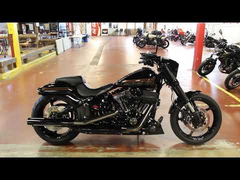 2017 Harley-Davidson CVO™ Pro Street Breakout® in New London, Connecticut - Video 1