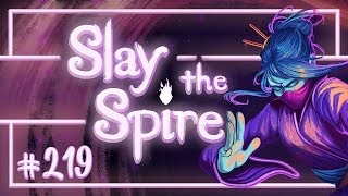 Let's Play Slay the Spire: NEW OFFICIAL CHARACTER   The Watcher! - Episode 219