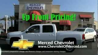 "Merced Chevrolet ""Winter Clearance Sale!"""