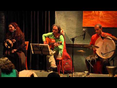Nataly Oryon- Israeli rebetiko- Misirlou (Greek & Ladino)- HD
