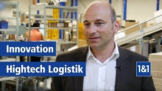 Inside 1&1: Eröffnung des 1&1 Logistikzentrums