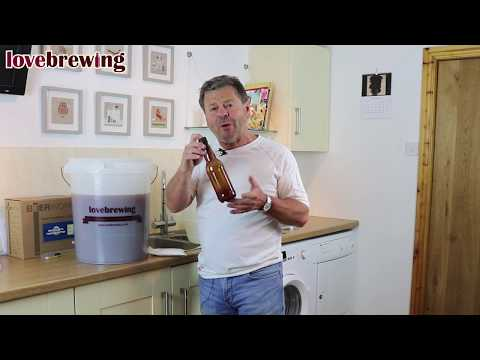 Beginners Beer Brewing Part 4 - Bottling & Barrelling