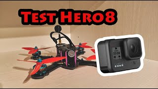 Best camera for FPV? Test GoPro Hero 8