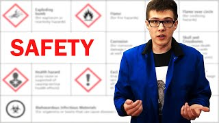 Chemistry Is Dangerous.