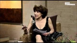 Conversando con Cristina Pacheco - Susana Benavides