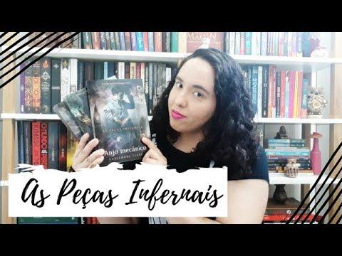 As Peças Infernais, Cassandra Clare | Um Livro e Só