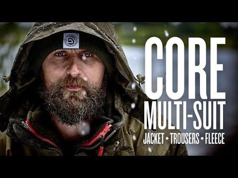 Trakker CORE MULTI-SUIT - Téli ruhaszett videó