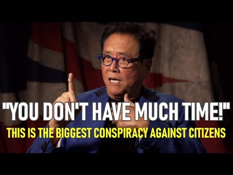 The Shocking Truth About Your Future!Robert Kiyosaki