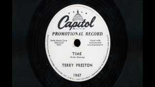 """Terry Preston - """"Time"""" & """"I Want You So"""""""