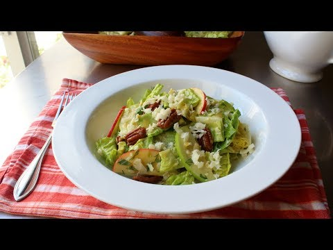 The Brutus Salad - How to Make America's Next Caesar Salad