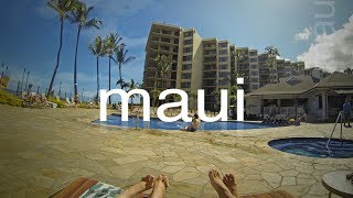preview picture of video 'kaanapali maui - honeymoon maui'