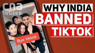 Why Did India Ban TikTok?