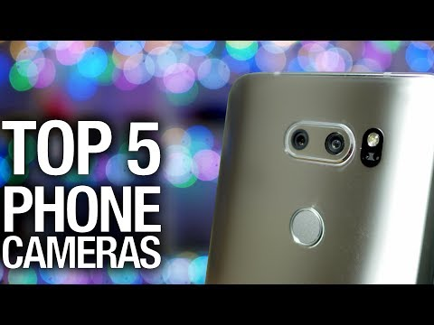 Top 5 Smartphone Cameras of 2017! | Pocketnow
