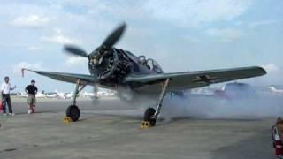 First Engine Start FW190