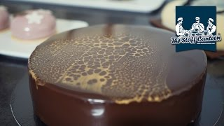 chocolate mirror glaze cake recipe uk
