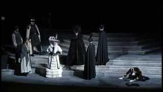 """Don Giovanni ; Finale II """"Ah, dov'e il perfido?"""""""