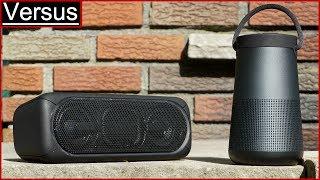 Sony XB40 Vs Bose SoundLink Revolve+